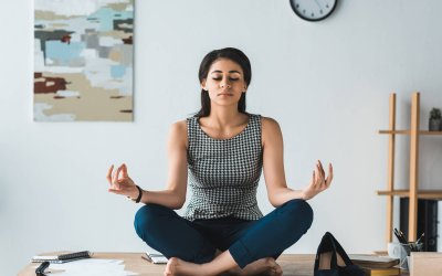 Mindfulness & Meditation For Entrepreneurs
